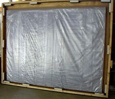 "Stewart FilmScreen 100"" Rear Projection Plexi Screen"