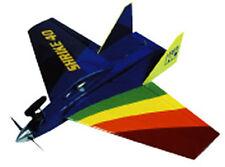 Shrike 40 Aerobatic Sport Plane Plans, Templates and Instructions 43ws