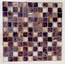 Marble & Glass 12x12 Mosaic (box Of 10 Sheets)
