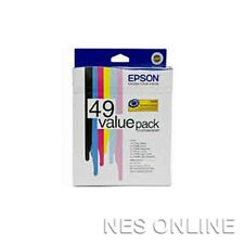 Epson T049190VP T049 VALUE PACK, 6x Ink Set,T0491 T0492 T0493 T0494 T0495 T0496