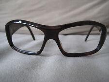 Elizabeth Arden Brown Sunglasses FRAMES no lenses EA-5106-2 60-15-140 MSRP $95
