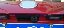CCD car trunk handle reverse rear camera VW PASSAT Variant TIGUAN TOURAN GOLF