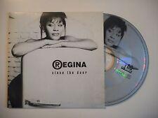 REGINA : CLOSE THE DOOR [ CD SINGLE ]