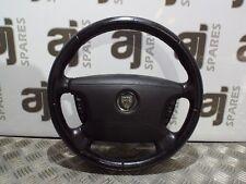 JAGUAR S- TYPE 2.7 2006 DRIVERS STEERING WHEEL AIR BAG 1D1E010T10058