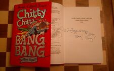 Chitty Chitty Bang Bang Flies Again  SIGNED Frank Cottrell Boyce HB 2011 1st/1st