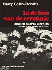 """Dany Cohn-Bendit """"In de ban van de revolutie"""""""
