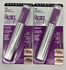 Maybelline The Falsies Lash Lift Mascara 200 Blackest Blackbuy 2 for