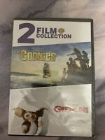 GREMLINS + GOONIES New Sealed DVD 2 Film Collection