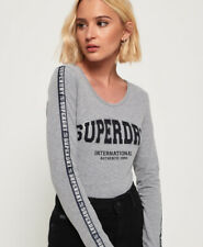 Superdry Womens Maddox Sporty Bodysuit