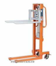 WARRIOR Manual Winch Stacker  *CLEARANCE PRICE £801.00 incl VAT & DELIVERY*