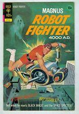 Magnus Robot Fighter 4000 A.D. #34 January 1974 VF-