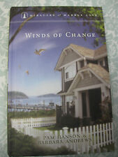 ~* Winds of Change*~Miracles of Marble Cove HC Book Pam Hanson & Barbara Andrews