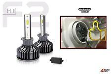2 Pcs H8 H9 H11 Mini Led Headlight Kit Lights Lamp Super White Canbus Error Free