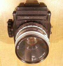 Kowa Super 66 Medium Format SLR Camera with 85mm f2.8 lens