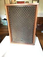 """Vintage Sansui SP-2500 3 Way 5 Speaker 12"""" Woofer  5"""" Squak 2"""" Tweeter"""