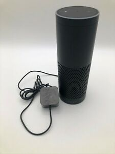 Amazon Echo Alexa 1st Generation Black Used