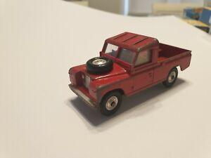 """Corgi No 438 Land Rover 109"""" made in the 1960s"""