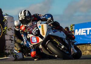 Michael Dunlop  2014 Southern 100 Superbike A4 Photo