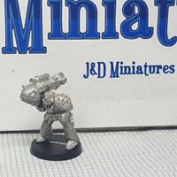 GW Warhammer 40K RT103 Space Marine Heavy Weapons 06 Conversion Beamer 1988