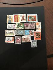 British Colonies Used Stamps- Lot A-66702