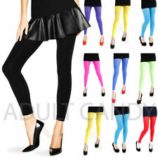 Patternless Footless Singlepack Tights for Women