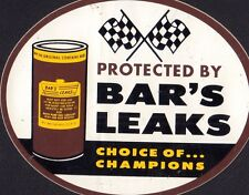 "Bar's Leaks 4"" Sticker 052416DBE"