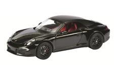 Schuco 1/43 Porsche 911 4 GTS, Black - 450758700