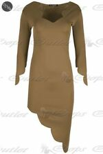 Robes bords asymétriques pour femme taille 46