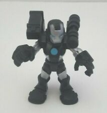Playskool Super Hero Adventures Squad Figure Rare Black Dark Ironman Iron Man
