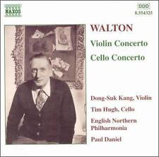 Walton: VIOLIN CONCERTO / CELLO CONCERTO, New Music