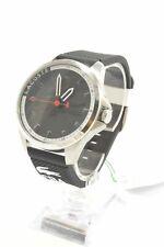 Lacoste 2010840 Capbreton Black Dial Silicone Strap Men's Watch