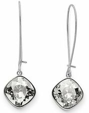 Swarovski Crystal Thankful Dangle Pierced Earrings Pair 1181643 NIB