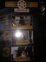 JOYAS DEL CINE DVD 5 SHERLOCK HOLMES Y ARMA SECRETA - VESTIDA PARA MATAR precint