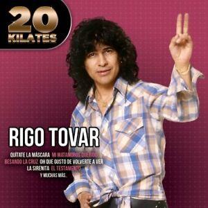 TOVAR,RIGO-20 KILATES CD NEW