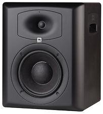 JBL LSR6328P powered monitors / speakers - nice