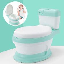 Sn _3 en 1 Enfants Tout-Petit Pot de Bébé Toilette Entraînement Siège Escabeau