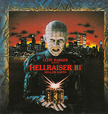 Hellraiser-III-3:Hell on Earth-Movie Soundtrack-12 Track-CD