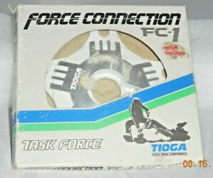 NOS (NIB) OLD SCHOOL TIOGA FORCE CONNECTION FC-1 WHITE SPYDER ( MADE IN JAPAN)