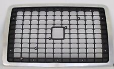 2004 - 2013 VOLVO VNL Front Grill Grille Black Chrome NEW W/bug screen