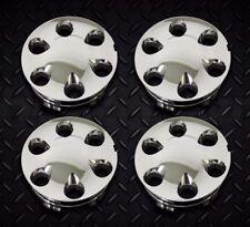 Toyota Sequoia Tundra Tacoma CHROME wheel center caps hubcaps SET OF 4 NEW