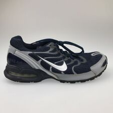 Nike Mens Air Max Torch IV Running Shoes Blue White 343846 Lace Up Low Top 12 M