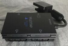 Original Sony PlayStation 2 PS2 Slim Multitap Controller Adapter Rare