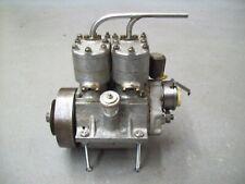 Vintage 2 Cylinder 4 Stroke Model Marine Engine