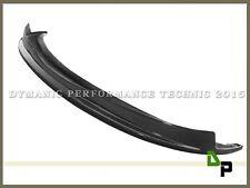 AK Style Carbon Front Bumper Lip For 09-11 BMW E90 E91 LCI M-tech 3-Series
