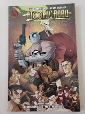 ATOMIC ROBO AND OTHER STRANGENESS TPB Volume 4 2012 NEW UNREAD CONDITION