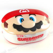 ~ Nintendo - SUPER MARIO - Japan moisturize WET TISSUE with container * rare