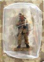 "SOLDATINO TERZO REICH "" Africa Korps Soldat "" HOBBY AND WORK COD. B002"