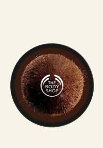 The Body Shop-Coconut-Nourishing Body Butter-Vegetarian-Moisturisers-200ml