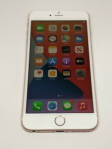 Apple iPhone 6s Plus - 64GB - Rose Gold (Unlocked) A1634 (CDMA + GSM)