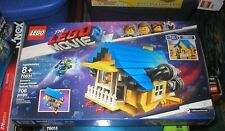 THE LEGO 2 MOVIE SERIES... EMMET'S DREAM HOUSE/RESCUE ROCKET, UNOPENED, 706 PC